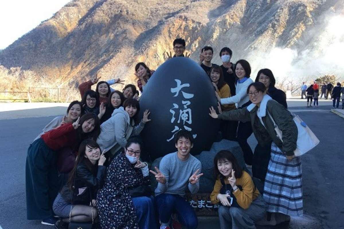 【2018年11月 日帰りバスツアーin箱根♪】 自分で作った手作りかまぼこ美味しかったー!