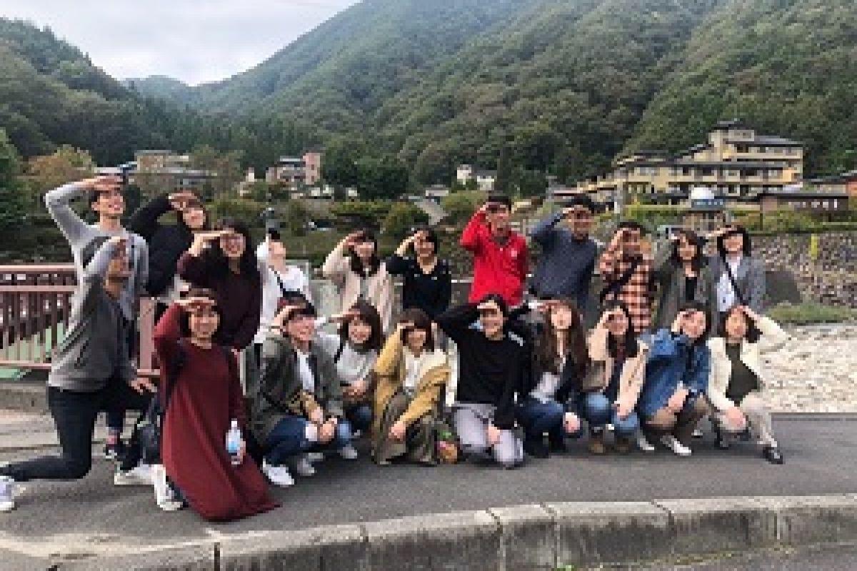 【2019年11月 社員旅行in長野】 貸し切りバスで長野へ。昼神温泉&阿智村の星空を楽しみました~♪