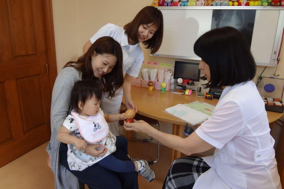 小児科診察室